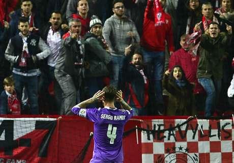 Apuestas: Otro gol de Sergio Ramos