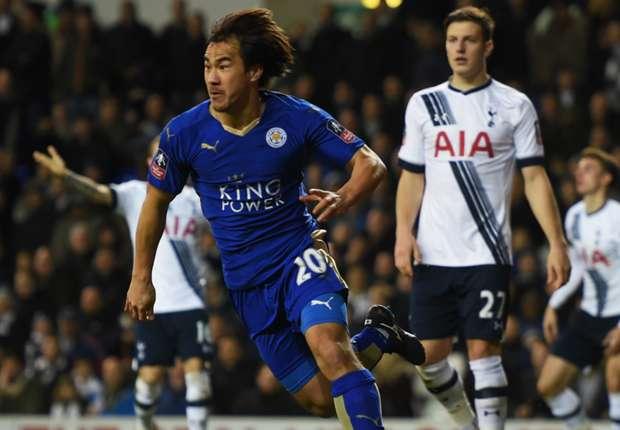 Tottenham Vs Leicester City: 2 Leicester City Résumé Du Match 10