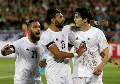 イラン、ウズベキスタン、韓国ら、グループAの5カ国が親善試合でそろって勝利