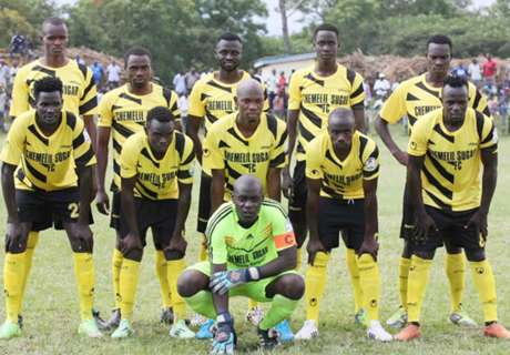 TEAM NEWS: Chemelil Sugar v Ulinzi