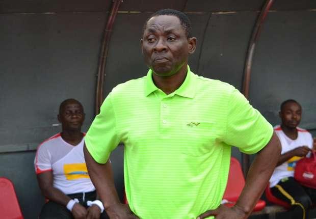 Maxwell Konadu appointed Ghana interim coach