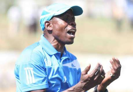 Baraza picks squad to face Tusker
