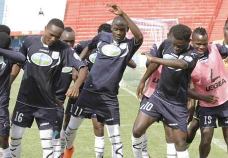 Mathare United stunned by Thika United