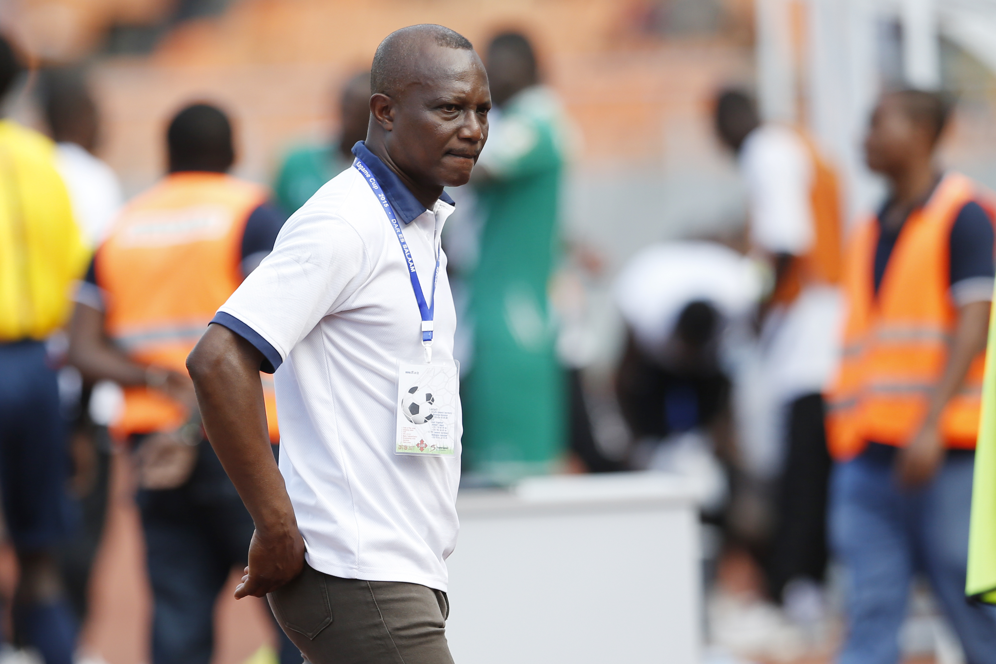 Coach Kwesi Appiah vows to use all of Ghana's talents