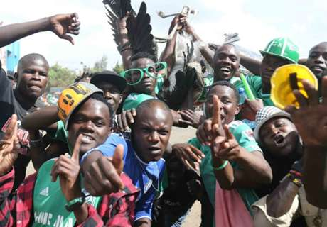 Gor Mahia release gate collections details