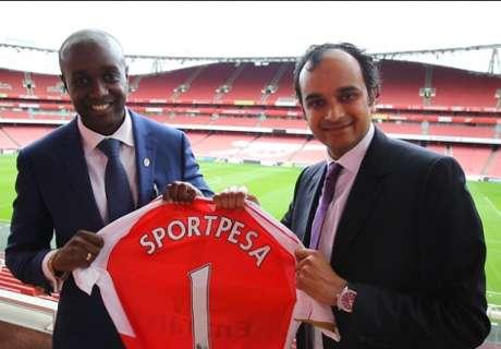 Arsenal name new partner in Kenya