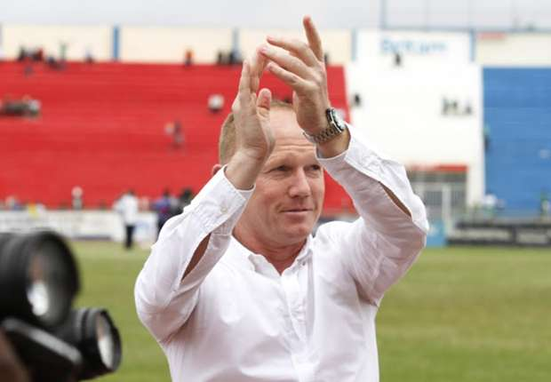 Gor Mahia lose coach Nuttall to Zamalek