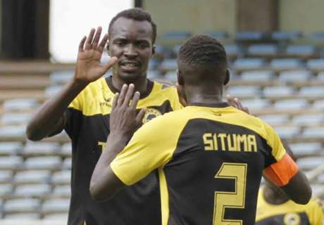 Omino: Tusker are not playing like leaders