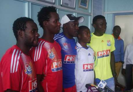 Posta Rangers striker headed for trials
