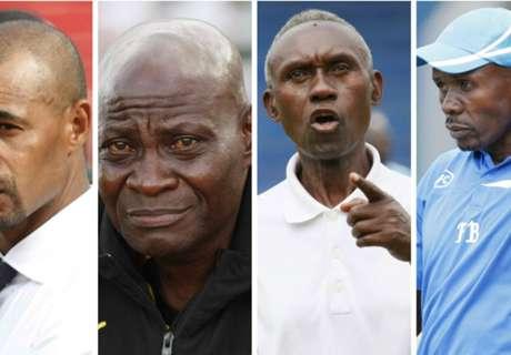 Top six coaches for KPL Award