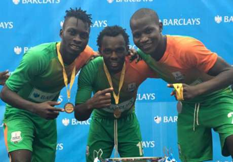 Kenyan trio in Zesco United squad