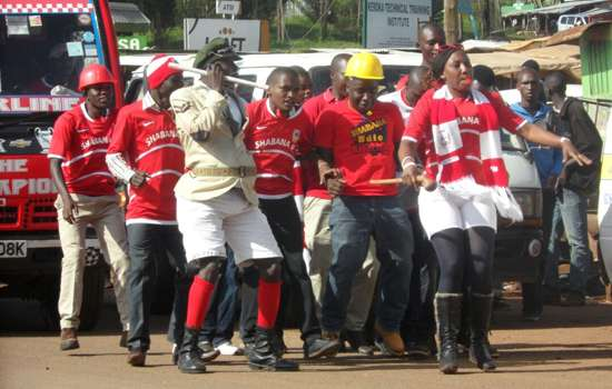 Nzoia pip Shabana to widen lead at the top