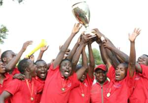 Nzoia Sugar were officially crowned National Super League champions on Saturday despite losing to Sharks.