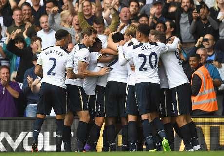 Tottenham Hotspur v Liverpool Betting