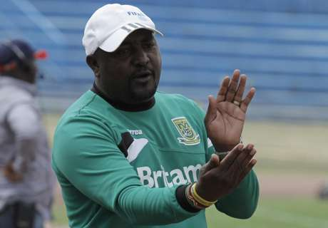Kimanzi blames officiating for defeat
