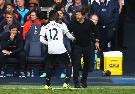 Wanyama elated with Spurs' debut goal
