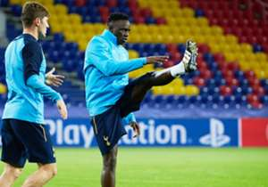 Victor Wanyama gets ready to make Champions League return with Tottenham on Tuesday - By Dennis Mabuka