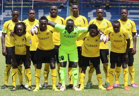 Match Report: Tusker 2-2 Mathare