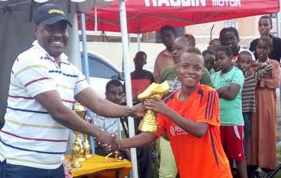 Dogo hat-trick propels Mombasa Olympic to Jamhuri title