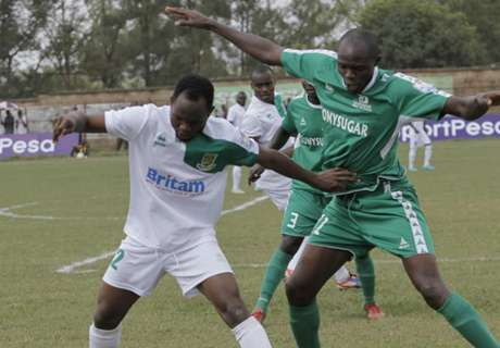 Match Report: Sony Sugar 2-1 Mathare