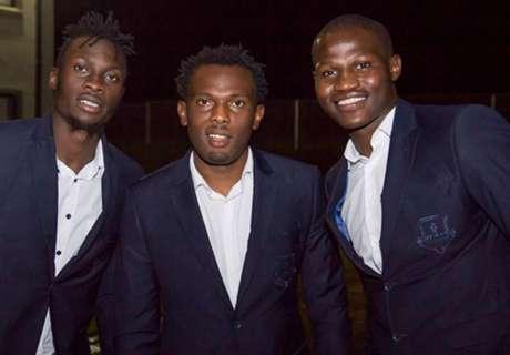 Kenyan trio head to Sudan for Caf duty