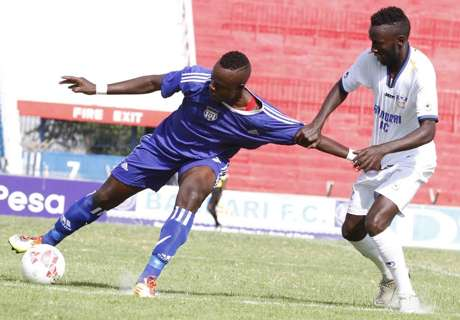 Bandari FC release nine players