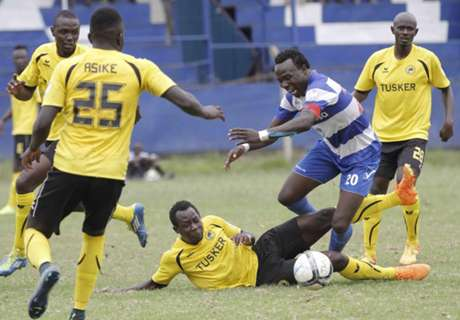 Match Report: AFC 2-2 Tusker
