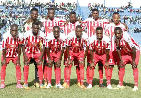 Ushuru FC players boycott training