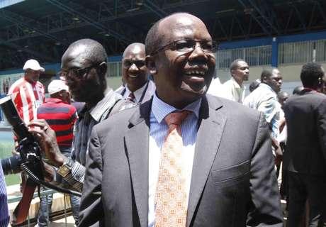 FKF bans Sam Nyamweya