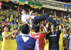 TM PDRM vs Kedah