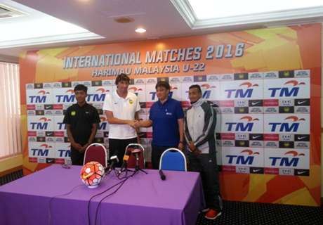 New Nepal coach wants to see what his players can do against Malaysia U22