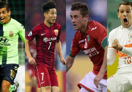 Key players in the AFC Champions League quarter-finals