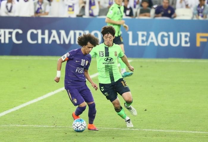 Omar Abdulrahman Al Ain AFC Champions League