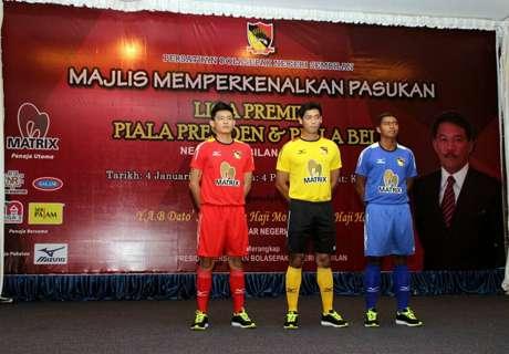2017 Negeri Sembilan squad includes Nemanja Vidic