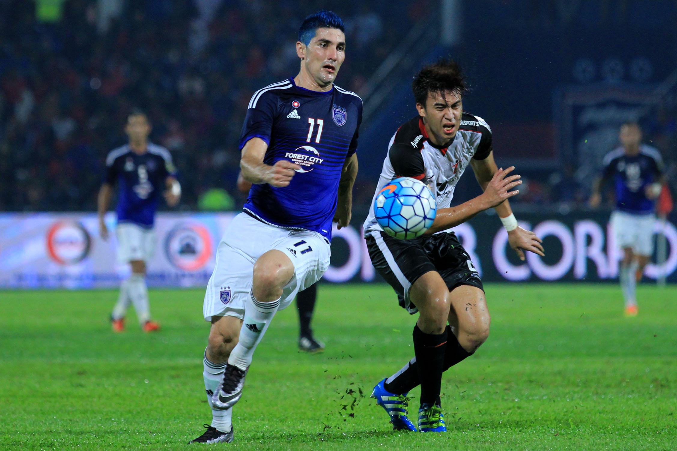 Bengaluru hold Johor in AFC Cup semis
