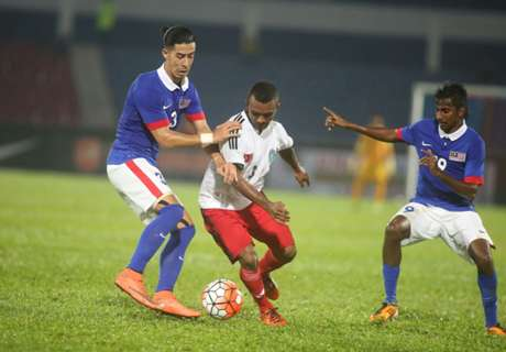 OKS to be without Brendan for Suzuki Cup