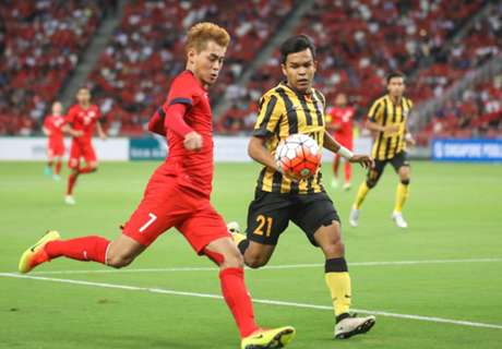 2016 AFF Cup semis the first edition without Malaysia and Singapore
