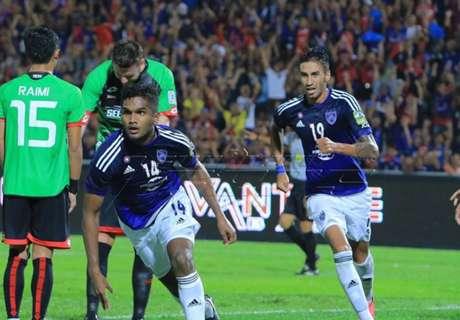 Malaysia Cup draw in full