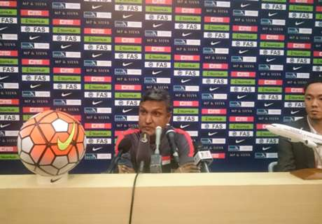 Sundram pleased with Lions's showing against Malaysia