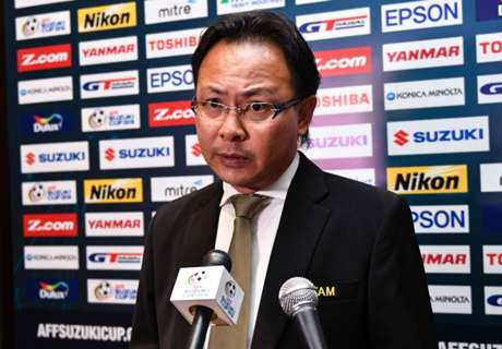 Kim Swee not too concerned about injury risk in Malaysia Cup final