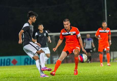Match Report: Hougang United 1-2 Harimau Muda