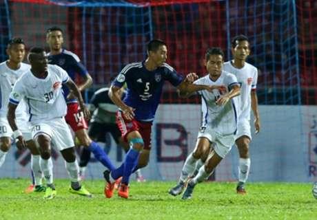 REPORT: JDT 8-1 Ayeyawady United