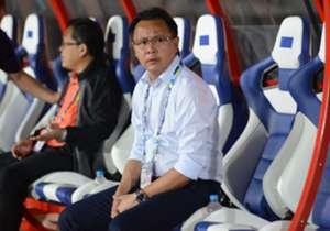 Malaysia head coach Datuk Ong Kim Swee