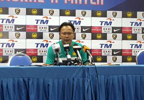Kim Swee: Draw against Philippines a fair result