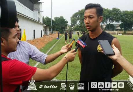 Injured Chanturu and Fazly dropped from national squad