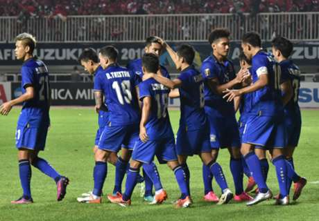 2016 AFF Suzuki Cup best moments #9: Lucky goal takes Thailand in front against Indonesia