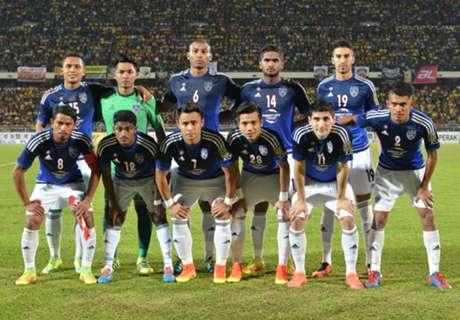 Tres campeones en Malasia