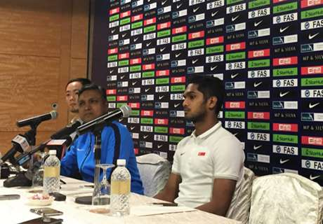 Hariss downplays revenge angle in Malaysia friendly