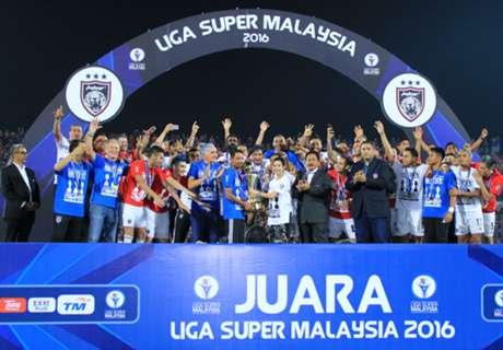 JDT are the best Malaysian side! - Johor FA's honorary secretary