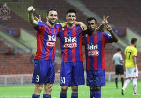 Felda and Selangor drew against Hicom and Melaka in Ramadhan friendlies